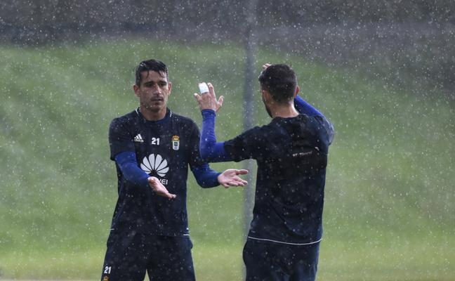 Real Oviedo | Saúl Berjón agarra las riendas