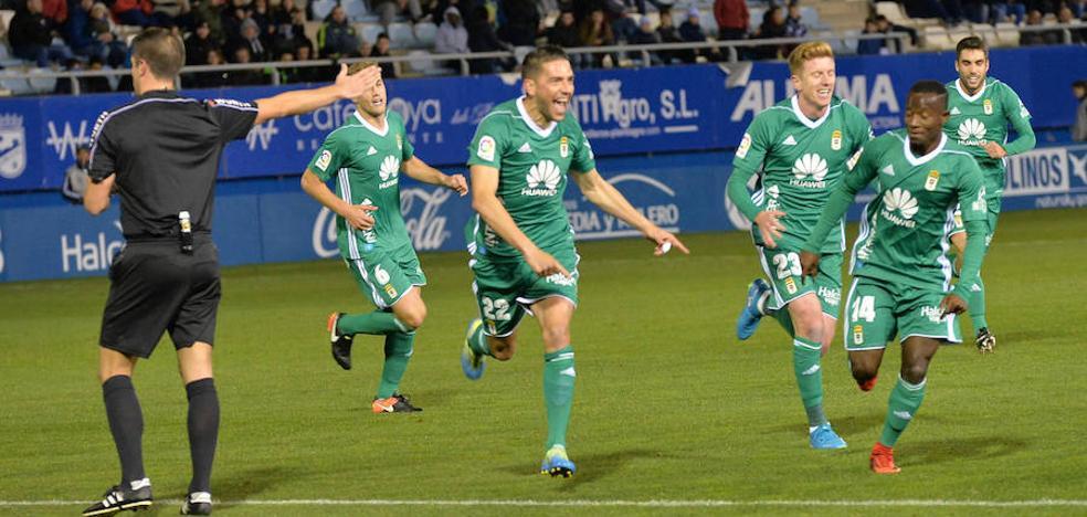 Este Real Oviedo invita a soñar (0-2)