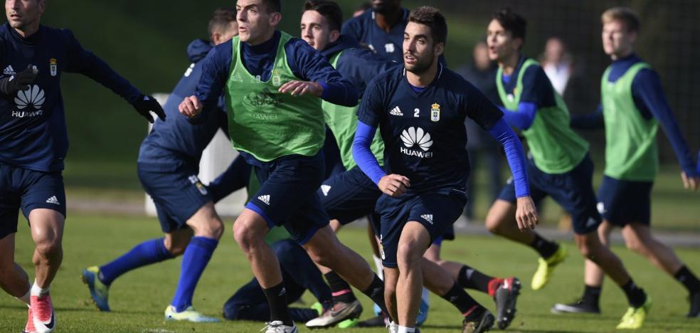 Real Oviedo | Anquela apuesta por la continuidad