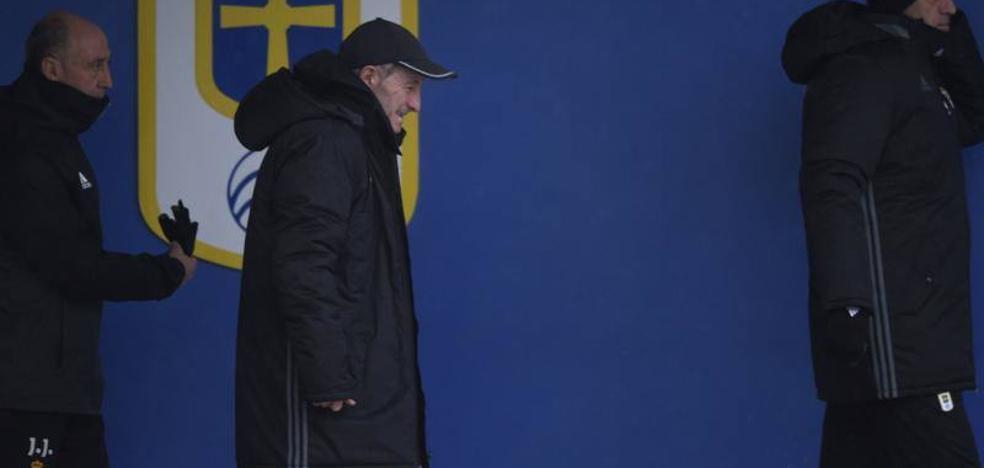 Real Oviedo | Anquela: «Nos va a costar sangre, sudor y lágrimas»