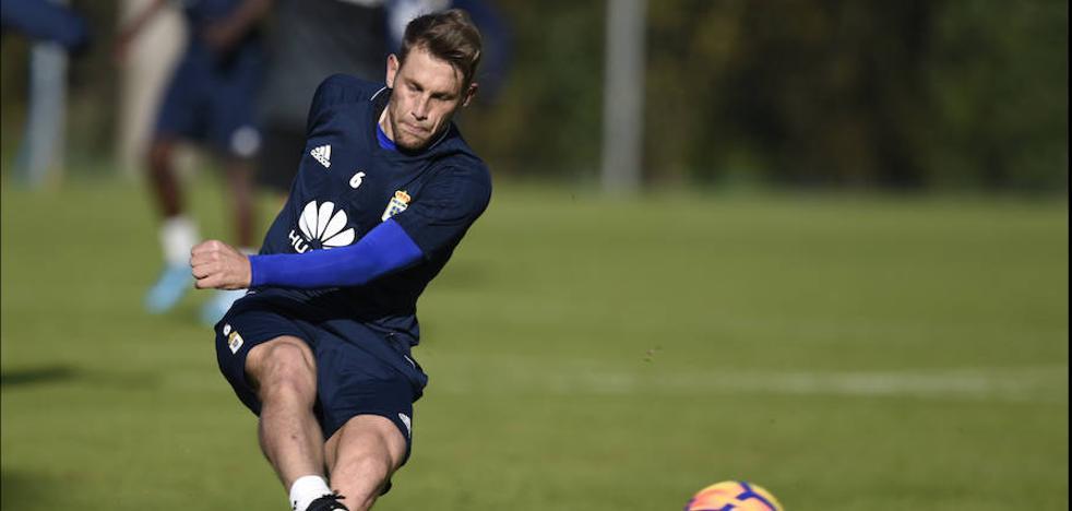 Real Oviedo | «Nos hemos adaptado a lo que pide el míster»