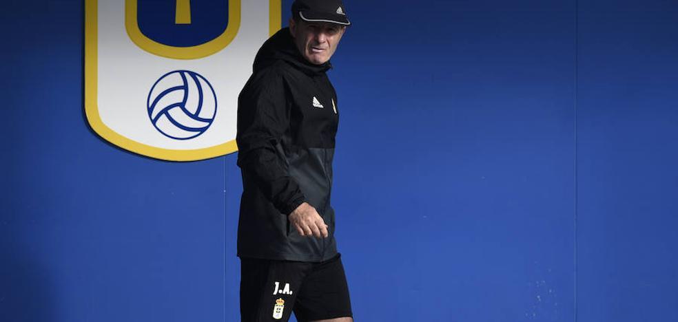 Anquela sobre la destitución de Herrera: «La cabeza de un entrenador es como un trofeo de caza»