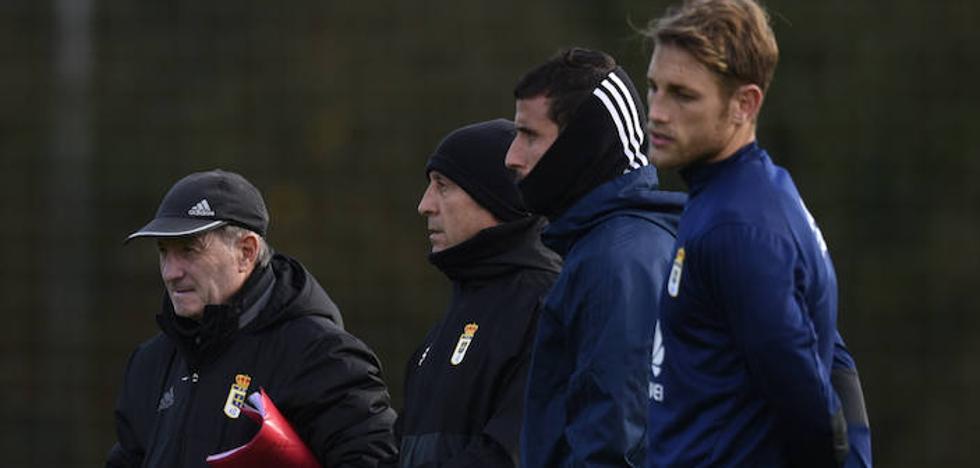 Real Oviedo   Anquela: «No somos superiores a nadie, si vamos confiados a Sevilla lo tenemos crudo»