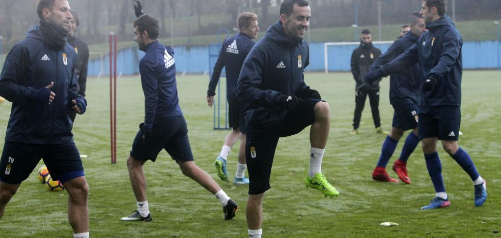 Real Oviedo   El 'play off' se pone a tiro en el Nervión