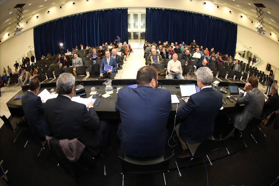 Junta general de accionistas del Real Oviedo