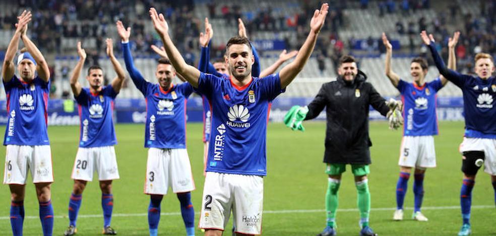 El Oviedo, a un punto del ascenso directo