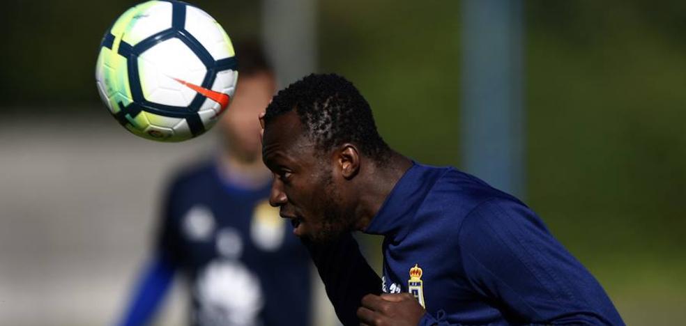 Owusu se desvincula del Real Oviedo