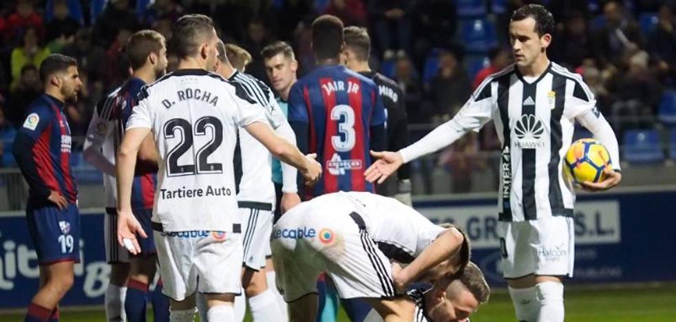 Punto de oro ante el líder (Huesca 1-1 Real Oviedo)
