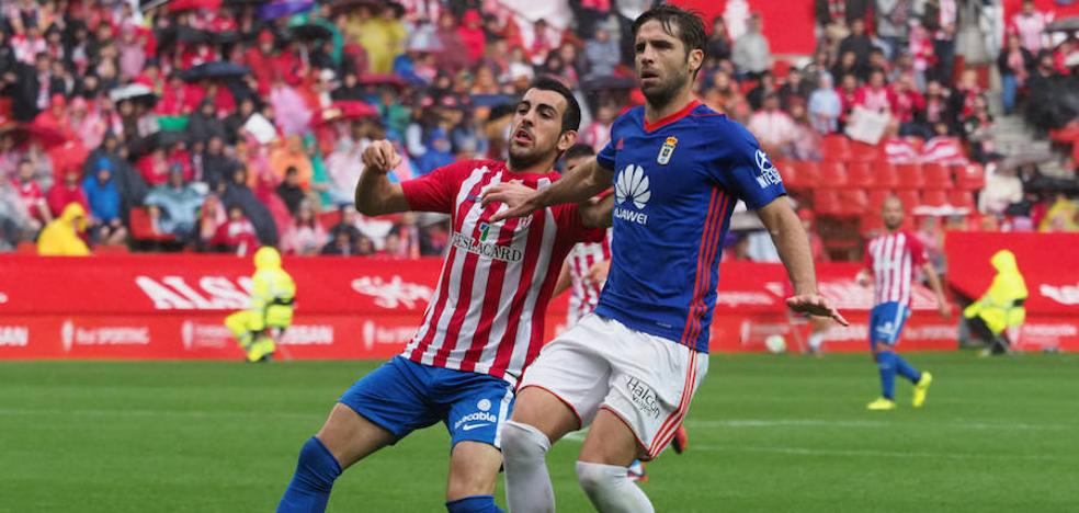 La vuelta del derbi Real Oviedo-Sporting, el domingo 4 de febrero a las seis de la tarde