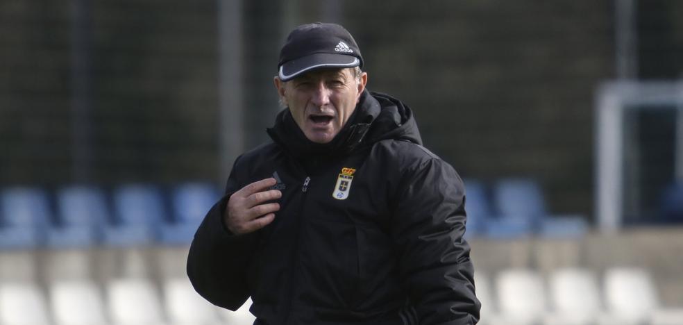 Real Oviedo | «Entre todos podemos construir algo muy bonito; acaba de empezar lo más difícil»