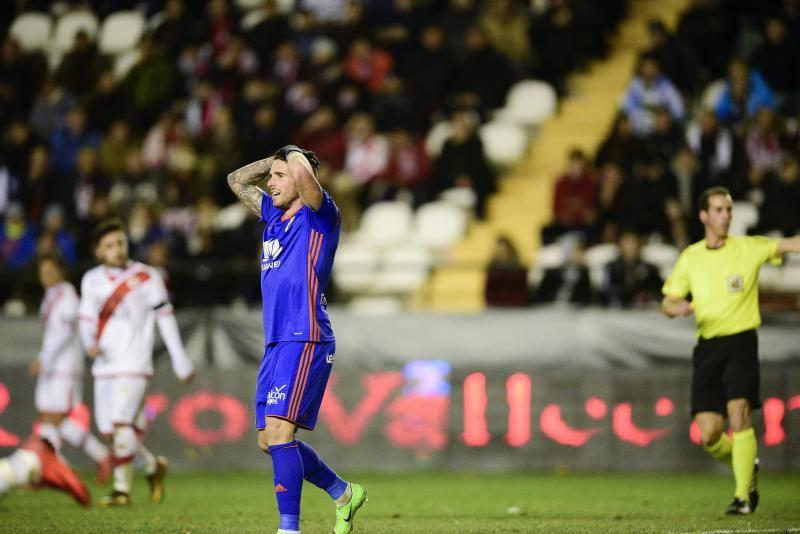 Las mejores jugadas del Rayo Vallecano - Real Oviedo