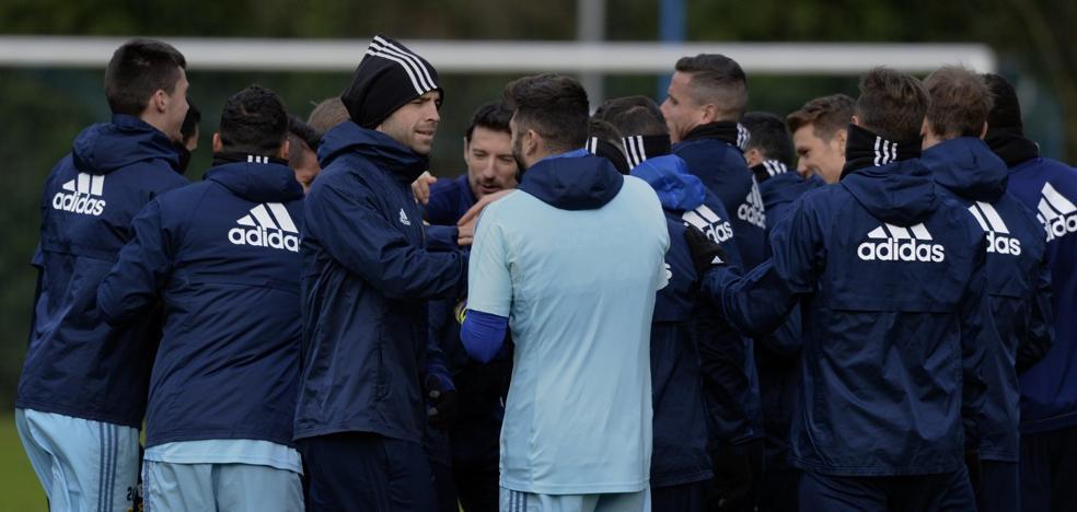 Real Oviedo | Seis apercibidos de sanción por tarjetas amarillas
