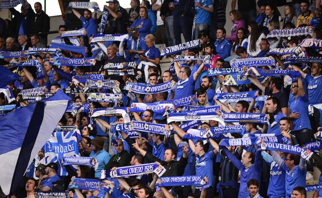 El Real Oviedo supera los 20.000 abonados