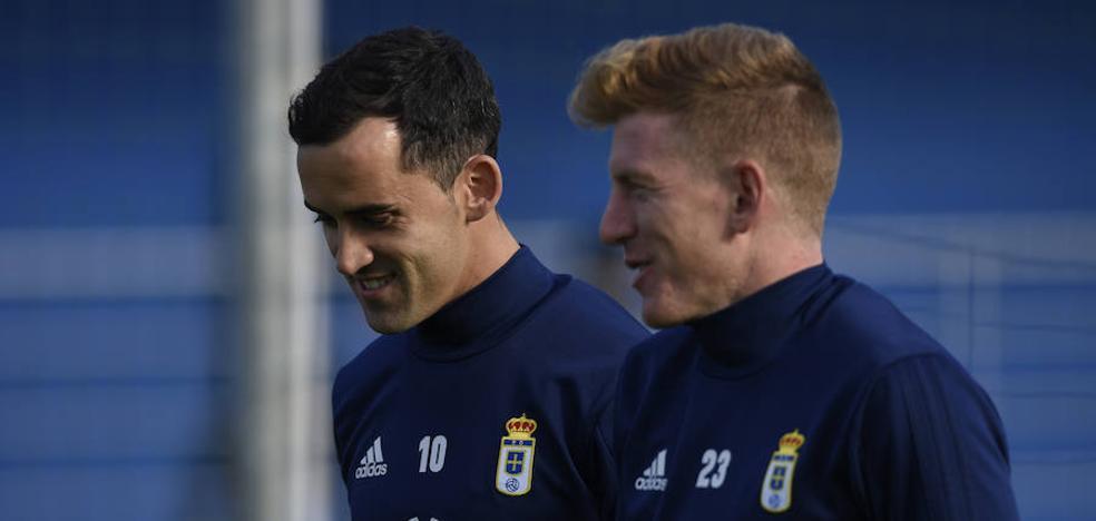 Real Oviedo | Linares: «El empate no es malo del todo, pero nos queda un sabor amargo»