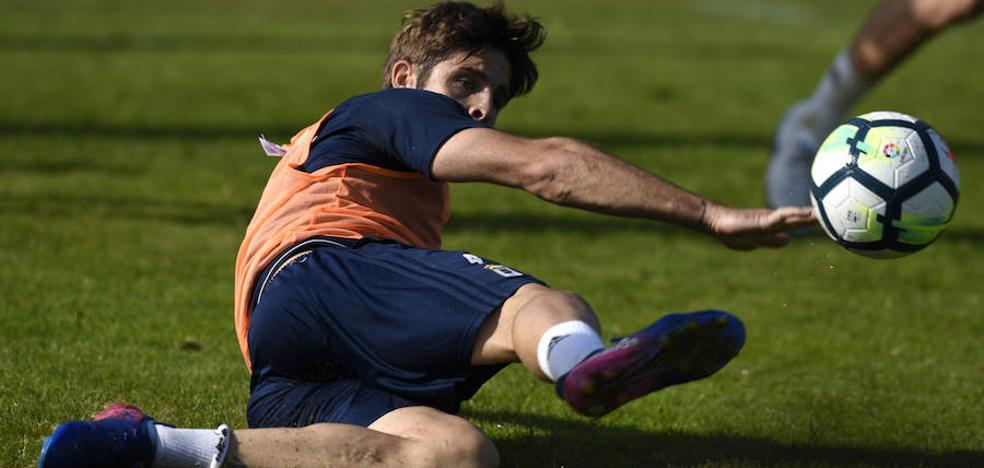 Real Oviedo | Verdés: «La dinámica no asegura ganar partidos»