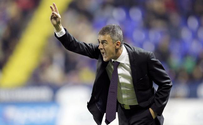 «Todo el mundo considera al Real Oviedo como candidato al ascenso»