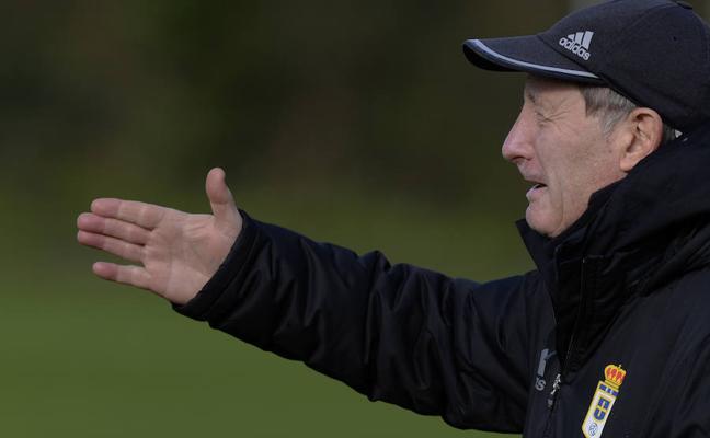 Real Oviedo | Anquela augura «un partido dificilísimo» e insta a «sobreponerse» a las bajas