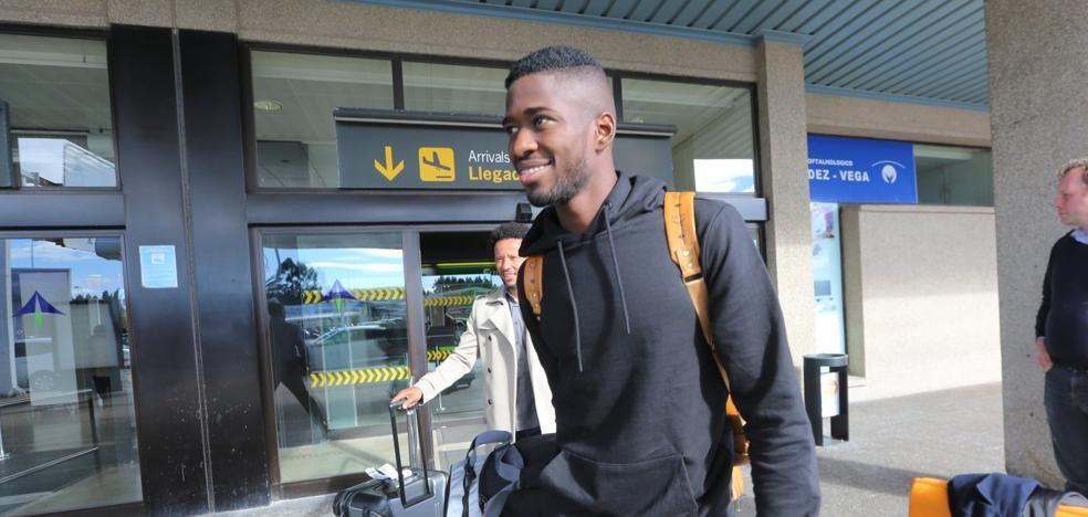 Real Oviedo | Olmes García ya está en Oviedo