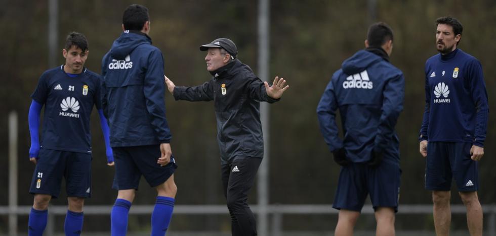 Real Oviedo | Anquela: «No vamos a caer jamás en la prepotencia»