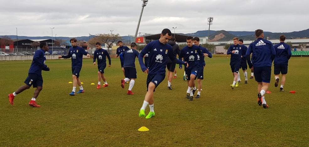 López Garai cree que el Real Oviedo «está hecho para luchar por el ascenso»