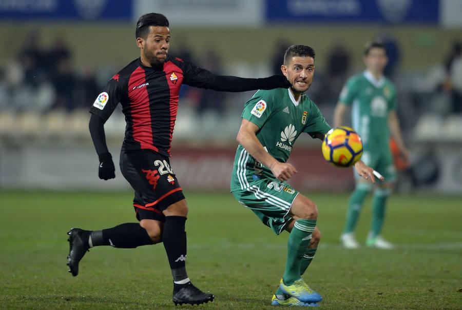 Reus 0 - 0 Real Oviedo, en imágenes