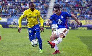 El Oviedo acaba con su buena racha