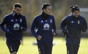 El Real Oviedo no cambia el guion