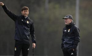 Real Oviedo | Anquela: «No hay que olvidarse de quiénes somos y de dónde venimos»