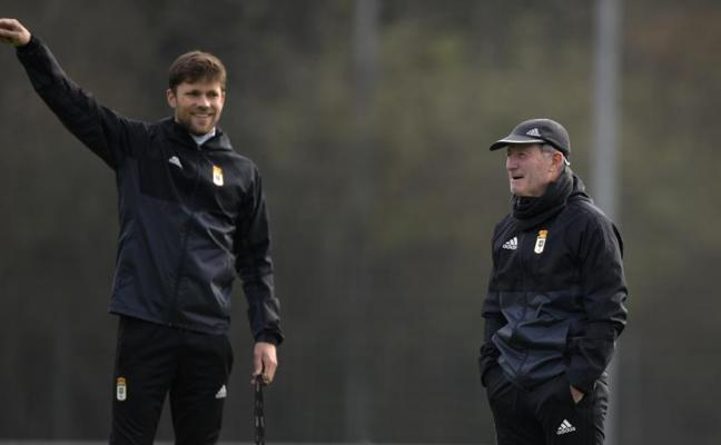 Real Oviedo   Anquela: «No hay que olvidarse de quiénes somos y de dónde venimos»