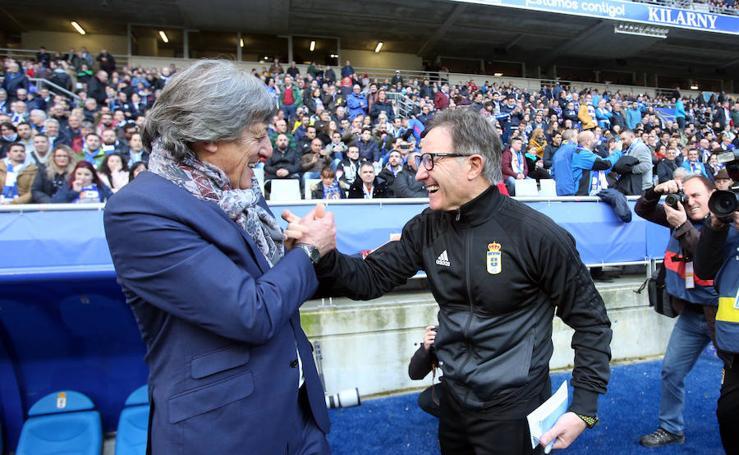 Las imágenes del Real Oviedo - Albacete