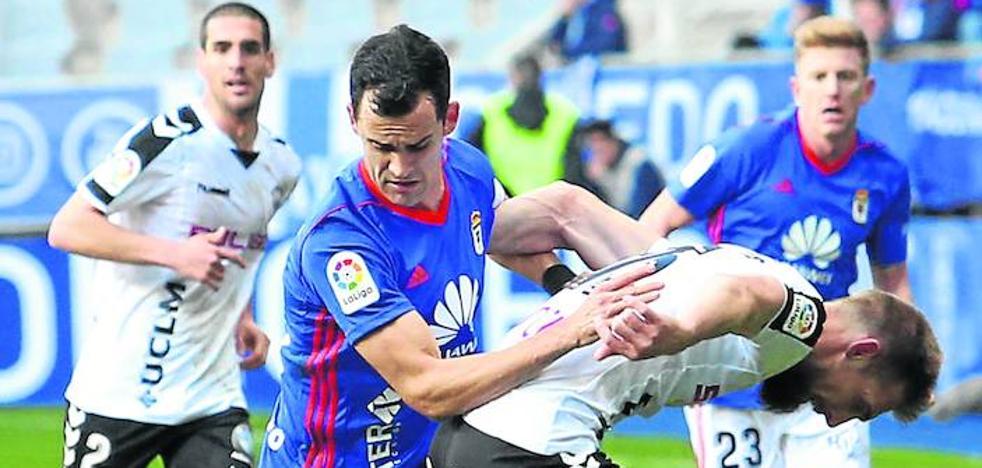 El Real Oviedo no pasa del empate