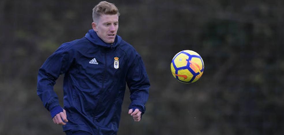 Real Oviedo | «El Zaragoza está con confianza, pero nosotros no tenemos menos que ellos»