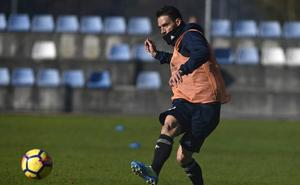 Real Oviedo | Rocha: «Va a haber tortas hasta la jornada 42»