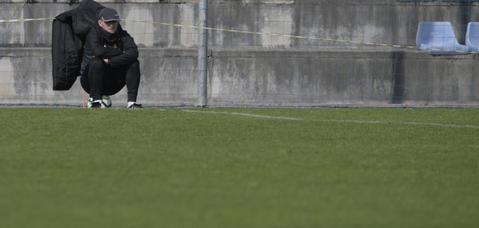 Real Oviedo | Anquela: «Estamos en el camino que queremos»