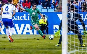 El Real Oviedo cae ante el Zaragoza (2-1)