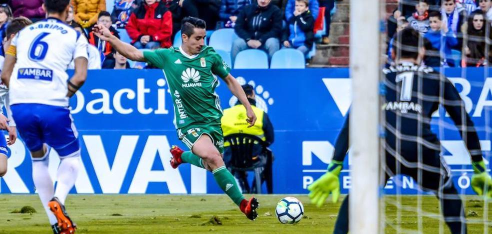El Real Oviedo pierde fuelle (Zaragoza 2-1 Real Oviedo)