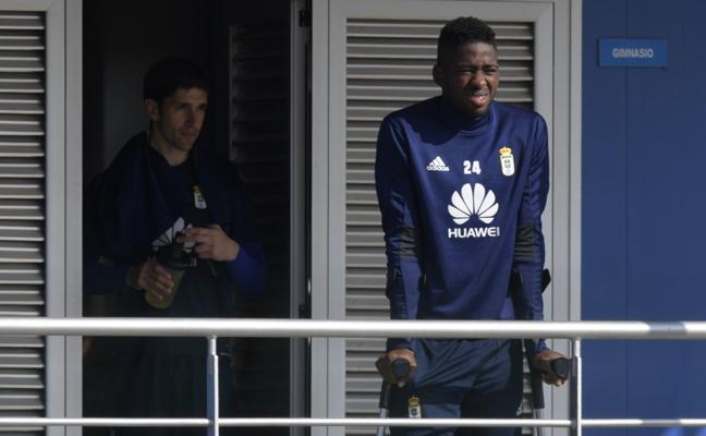 El Real Oviedo comienza a preparar la visita del Barcelona B del viernes