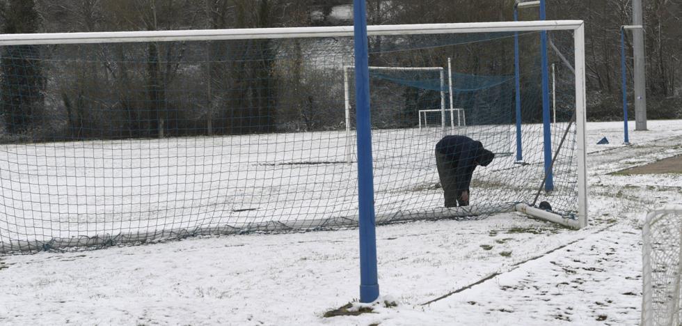 El Real Oviedo cambia de planes por el temporal