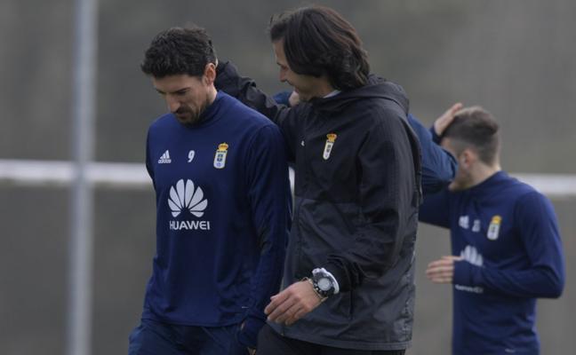 Real Oviedo   Toché: «Nosotros no tenemos ninguna duda»