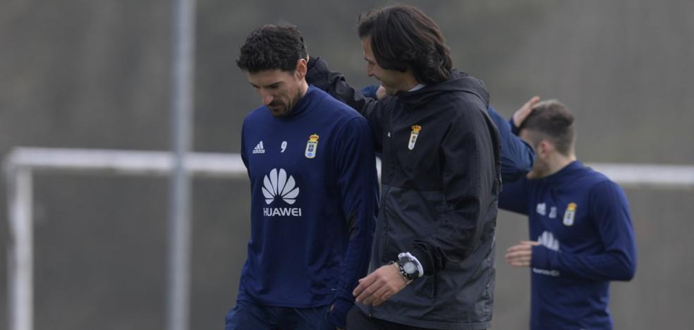 Real Oviedo | Toché: «Nosotros no tenemos ninguna duda»
