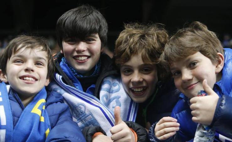 ¿Estuviste en el Real Oviedo 0-0 Barcelona B? ¡Búscate!