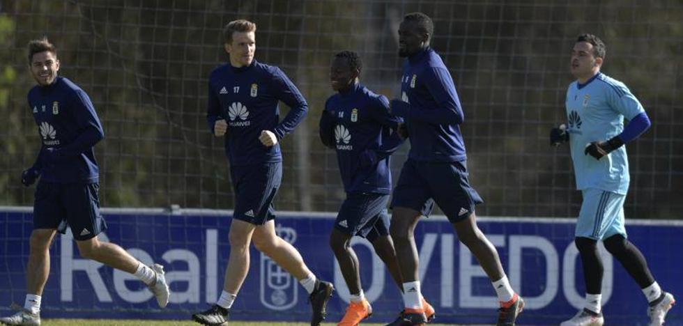 Real Oviedo | Tres cambios en la convocatoria del Oviedo para el partido de mañana en Tenerife