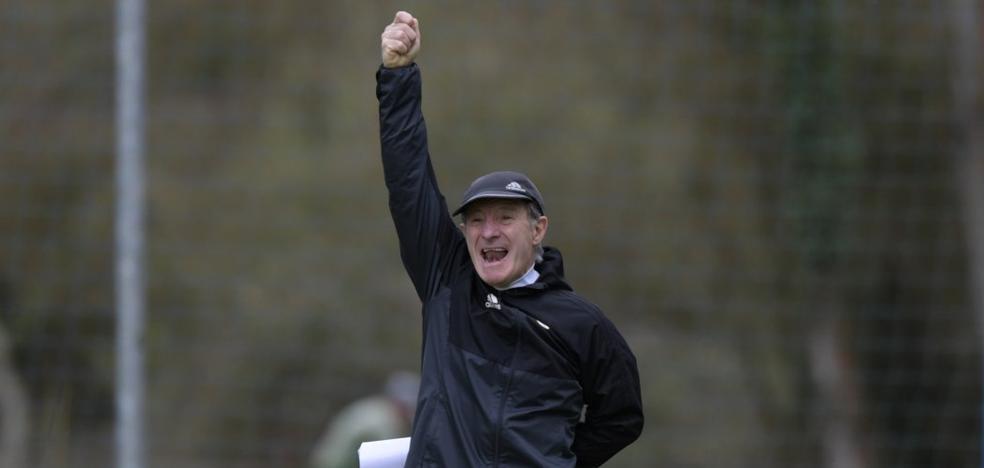 Juan Antonio Anquela: «De este equipo no se puede dudar»