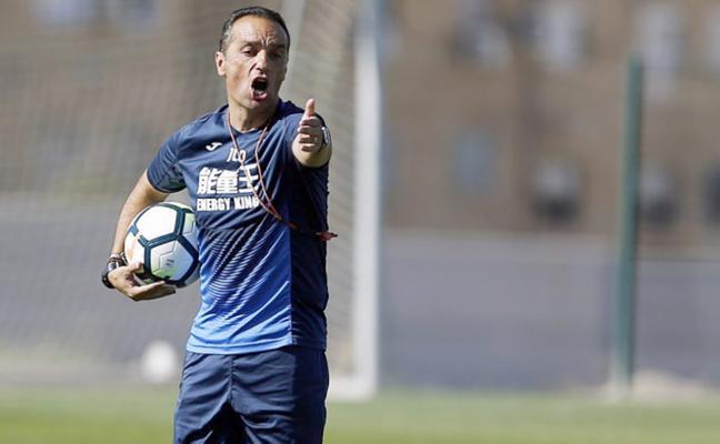 Oltra destaca la intensidad del Real Oviedo