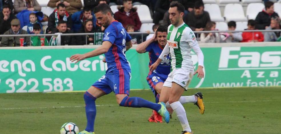 El Oviedo pierde dos puntos al final (Córdoba 1-1 Real Oviedo)