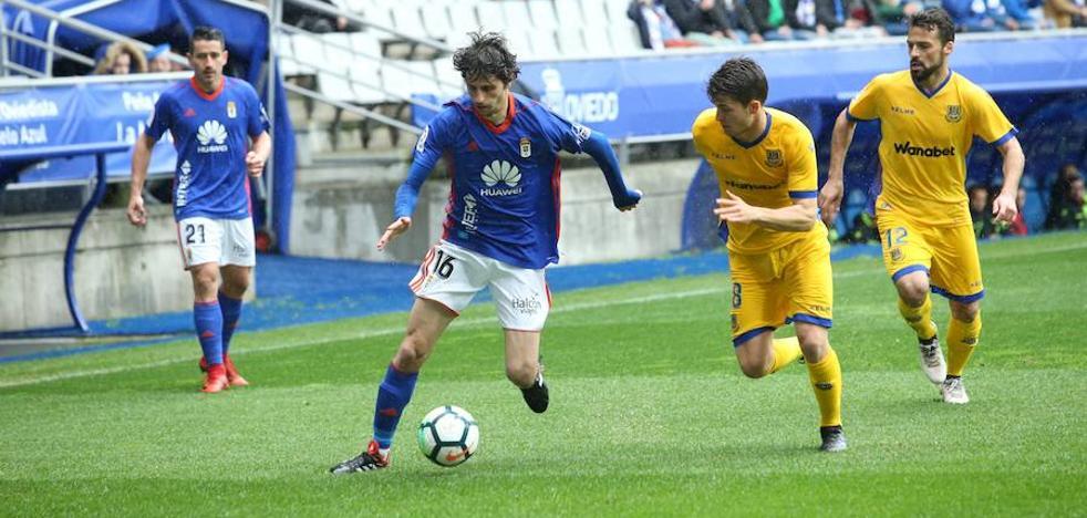 Injusta derrota del Real Oviedo en el último minuto