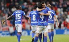 El Oviedo recupera el pulso en Lugo (Lugo 0-1 Real Oviedo)