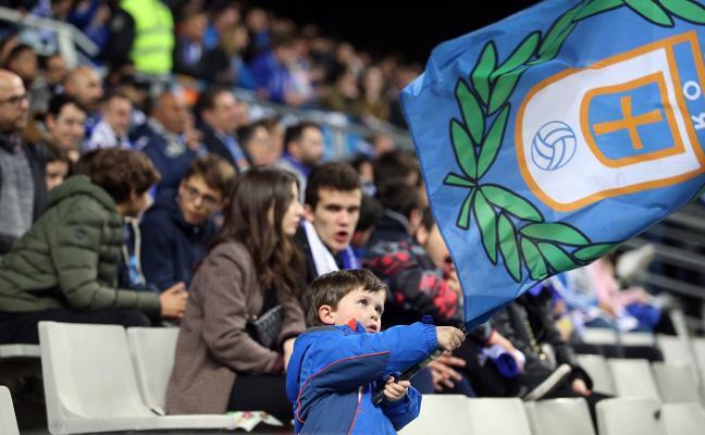Real Oviedo | Fieles hasta el último pitido
