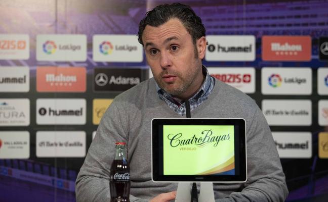 Sergio González avisa de la «intensidad» del Real Oviedo