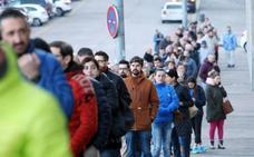 El Oviedo recibe 828 entradas para el duelo del domingo en Soria que saldrán a la venta mañana